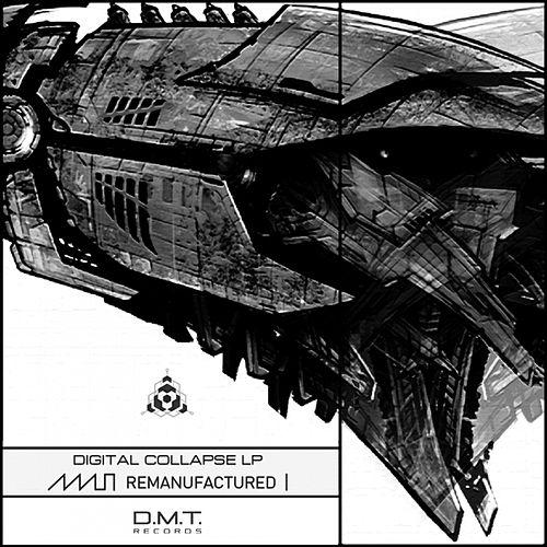 Digital Collapse Lp - Remanufactured by Cubex