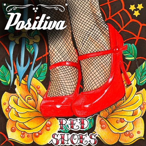 Red Shoes by Positiva