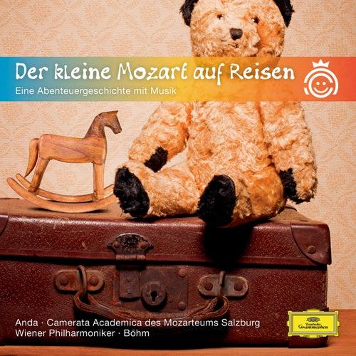 Der kleine Mozart auf Reisen - Eine Abenteuergeschichte mit Musik by Géza Anda