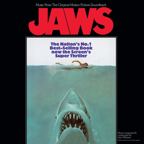 Jaws (Music From The Original Motion Picture Soundtrack) de John Williams