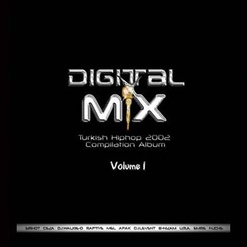 Digitalmix Compilation Album Volume 1 von Various Artists