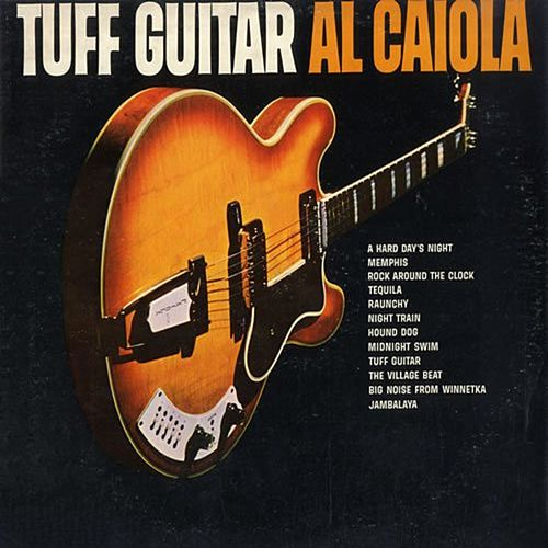Tough Guitar by Al Caiola