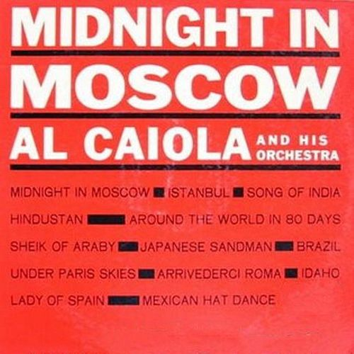 Midnight In Moscow by Al Caiola