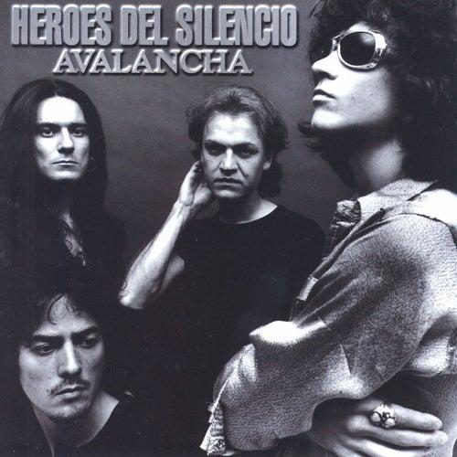 Avalancha de Heroes del Silencio