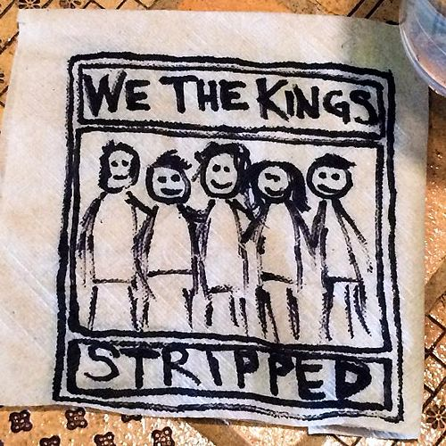 Stripped von We The Kings