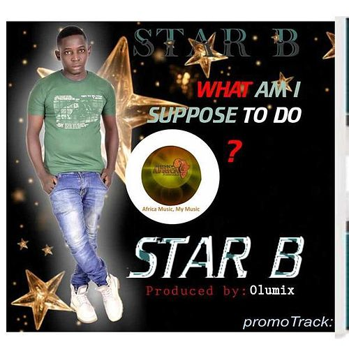 What am I suppose to do? di Star B