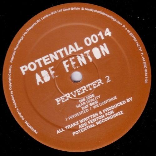 Perverter 2 EP de Ade Fenton