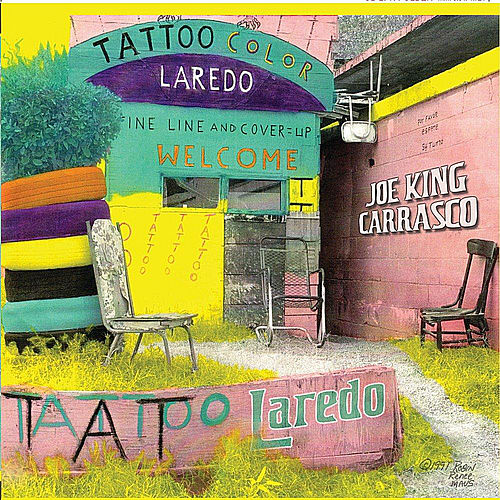 Tattoo Laredo de Joe