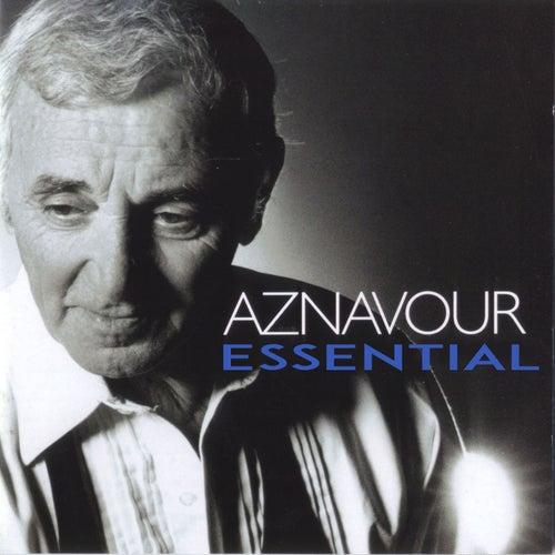 Aznavour Essential de Charles Aznavour