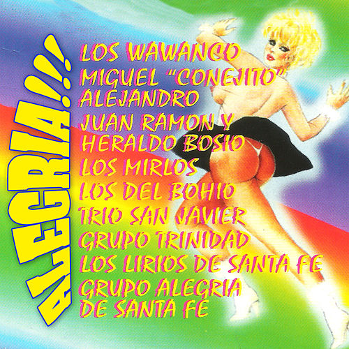 Alegría!!! by Various Artists