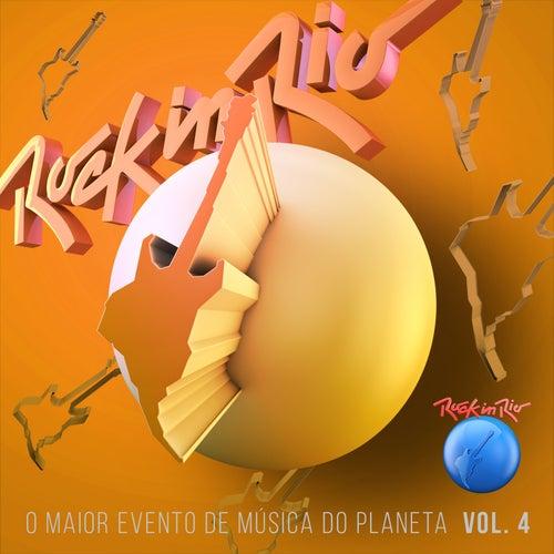 Rock In Rio - Por uma Música Melhor Volume 4 von Various Artists