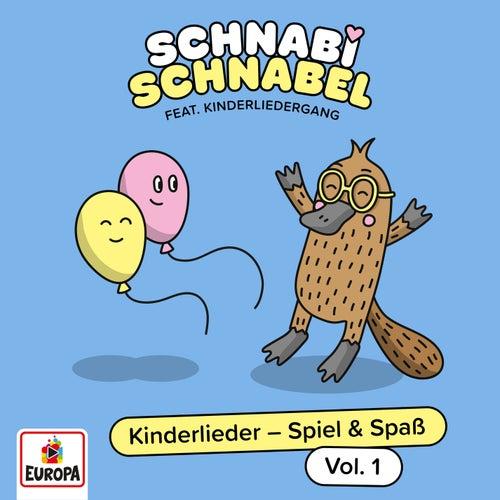 Kinderliederzug - Die 22 besten Spiel- & Spaßlieder von Lena, Felix & die Kita-Kids
