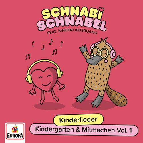 Kinderliederzug - Die 60 schönsten Kindergarten- und Mitmachlieder von Lena, Felix & die Kita-Kids