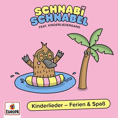 Kinderliederzug - Die 22 besten Ferien- & Spaßlieder von Lena, Felix & die Kita-Kids