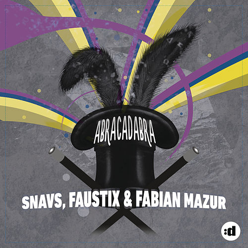 Abracadabra by Fabian Mazur