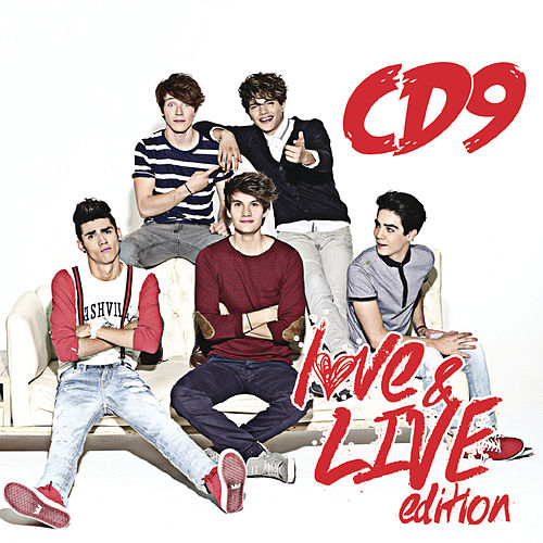 CD9 (Love & Live Edition [Reempaque][CD Only Content]) by Cd9