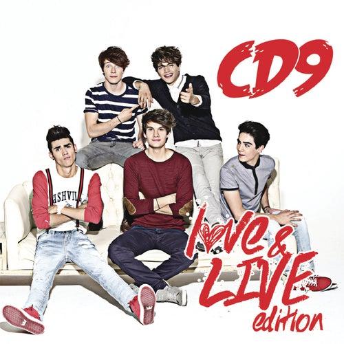 CD9 (Love & Live Edition [Reempaque][CD Only Content]) de Cd9