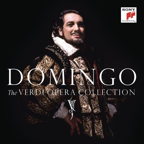 Plácido Domingo - The Verdi Opera Collection de Plácido Domingo