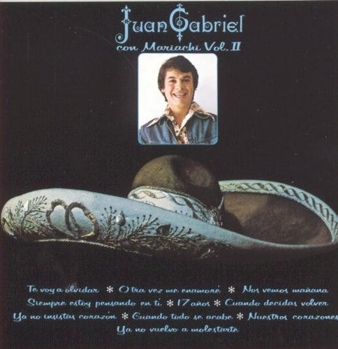 Juan Gabriel Con Mariachi Vol. 2 de Juan Gabriel