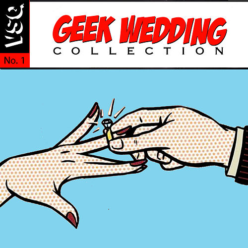 The Geek Wedding Collection de Vitamin String Quartet