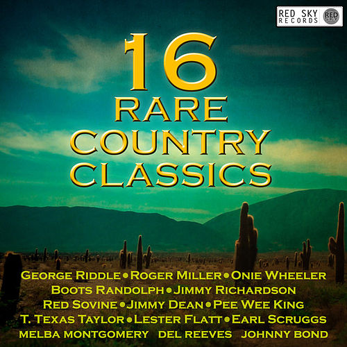 16 Rare Country Classics von Various Artists