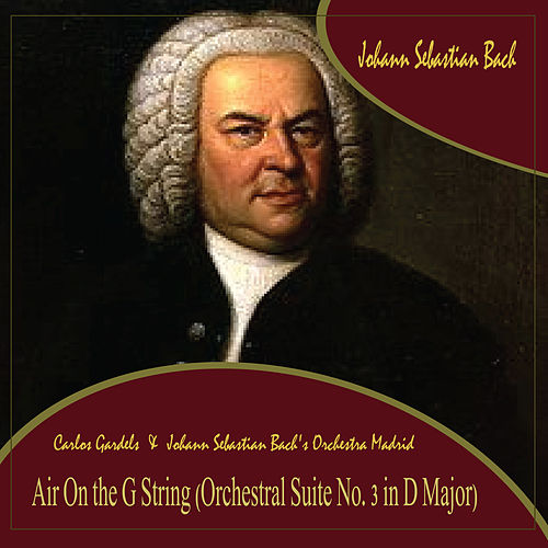 Air on the G String (Orchestral Suite No  3 in D Major) by