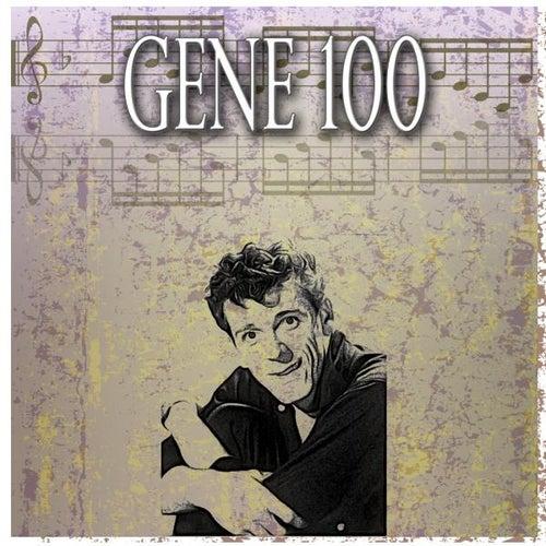 Gene 100 (100 Original Tracks) van Gene Vincent