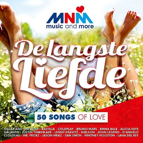 De Langste Liefde 50 Songs Of Love de Various Artists