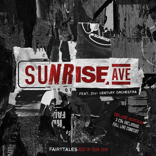 Fairytales - Best Of 2006-2014 (Orchestral Version / Live) von Sunrise Avenue