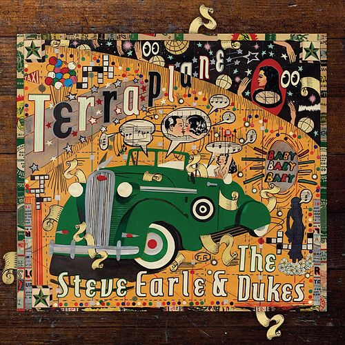 Terraplane by Steve Earle