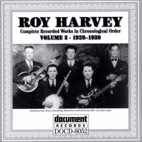 Roy Harvey Vol. 3 (1929-1930) by Various Artists