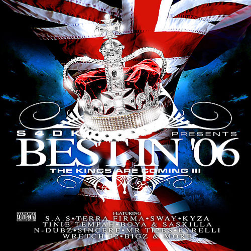 Best In '06 (The Kings Are Coming III) von Various Artists