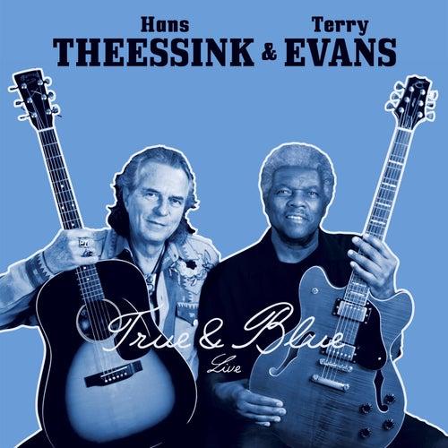 True & Blue von Hans Theessink