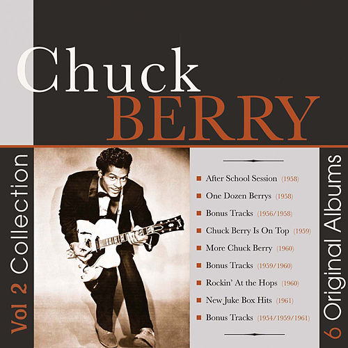 6 Original Albums Chuck Berry, Vol.2 de Chuck Berry