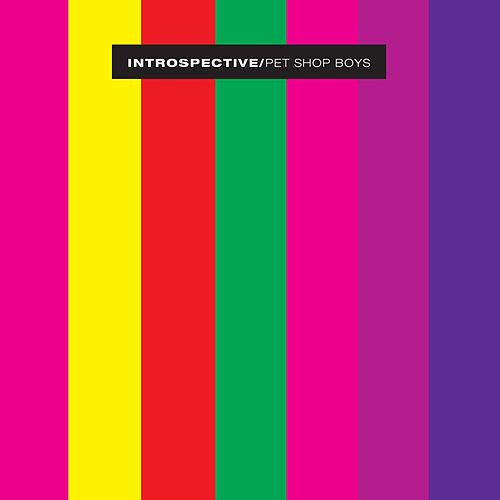 Introspective de Pet Shop Boys