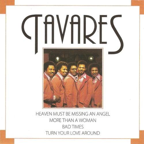 Tavares (Live) de Tavares