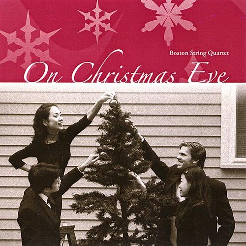 On Christmas Eve de Boston String Quartet
