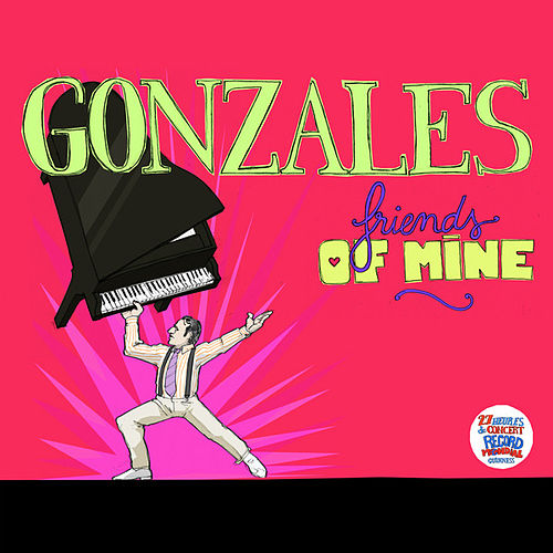 Le Guiness World Record 'Friends Of Mine' by Chilly Gonzales