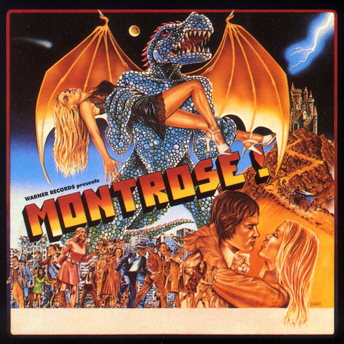 Warner Brothers Presents Montrose by Montrose