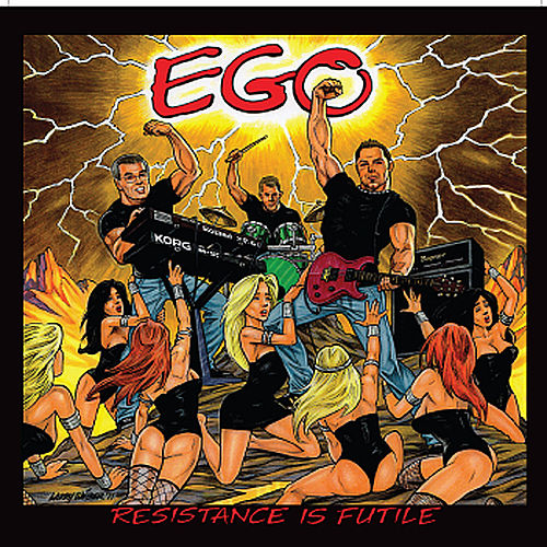Resistance is Futile by EGO