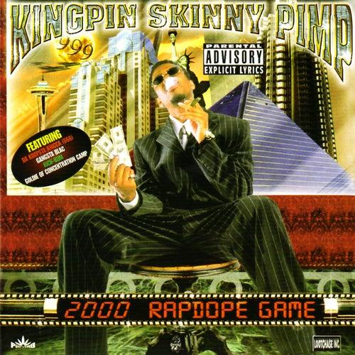 2000 Rap Dope Game von Kingpin Skinny Pimp