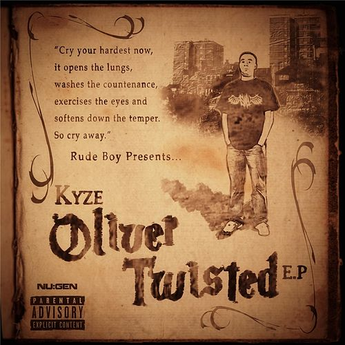 Oliver Twisted by Kyze