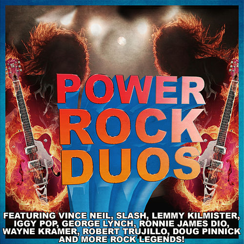 Power Rock Duos de Various Artists