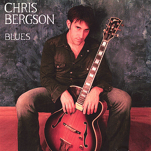 Blues by Chris Bergson