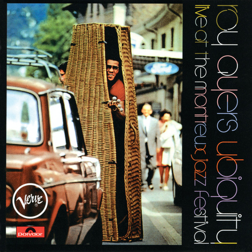 Live At The Montreaux Jazz Festival by Roy Ayers
