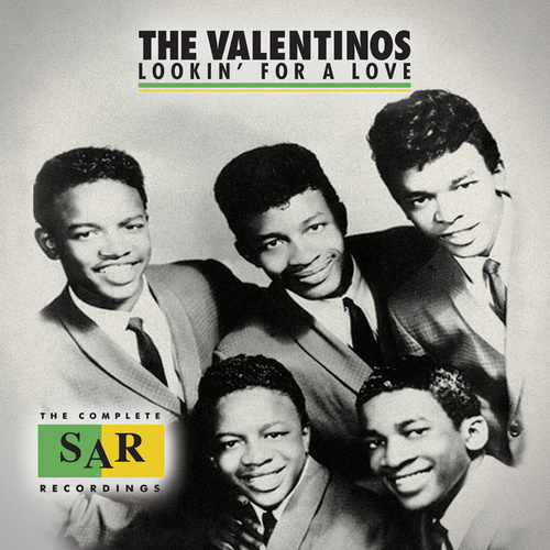 Lookin' For A Love: The Complete SAR Recordings von The Valentinos