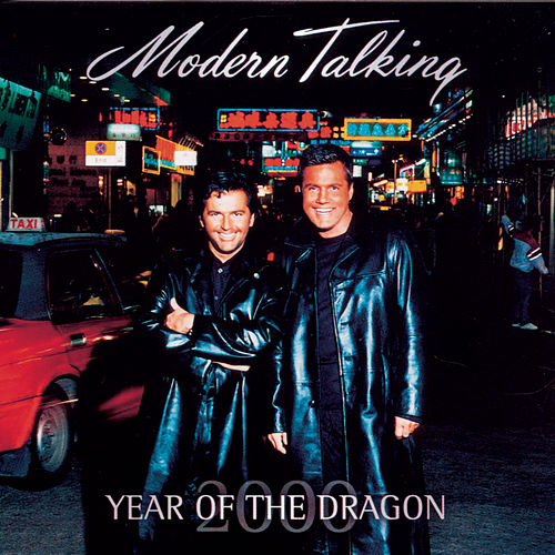2000 - Year Of The Dragon von Modern Talking