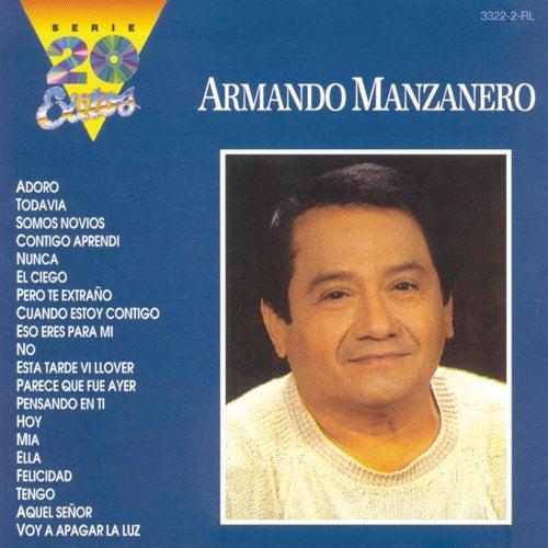 Serie 20 Exitos by Armando Manzanero