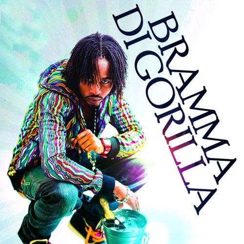 Di Gorilla by Bramma