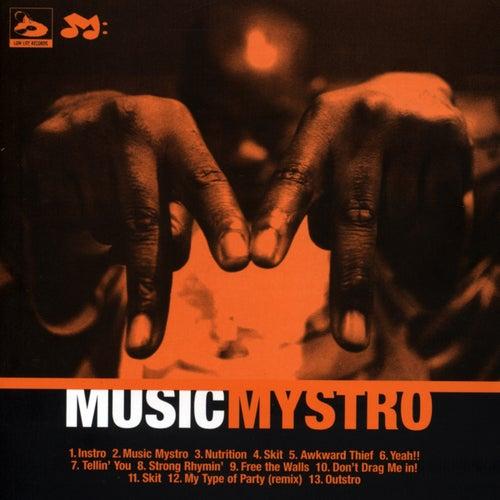 Music Mystro by Mystro